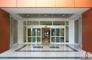 Hospital Front Area Door