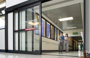 Door in Costa Rica Hospital