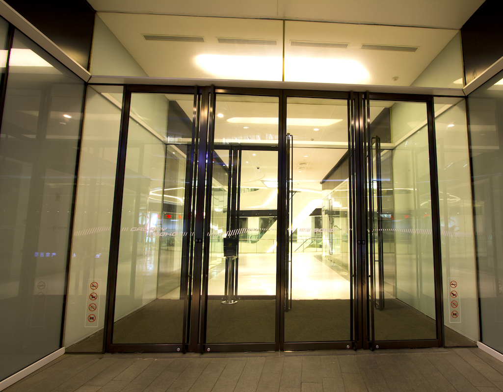 Automatic Doors by Delmar Doors