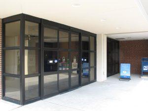 Door in Paoli Hospital