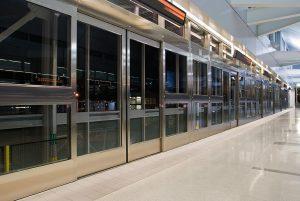 Airport Platform Screen Door