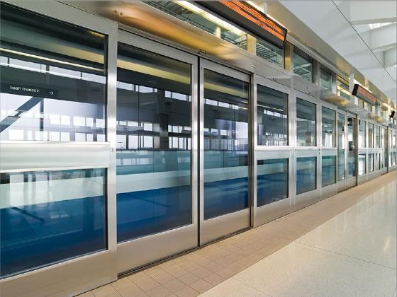 Railway Platform Screen Doors Ontario